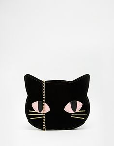 Loving: Cat Accessories My love for cats runs deep. It started with fashion, and now I'm obsessing over these cat accessories.My love for cats runs deep. It started with fashion, and now I'm obsessing over these cat accessories. Cat Purse, Cat Bag, Cat Lover Gifts, Cat Lovers, My Bags, Purses And Bags, Sacs Design, Michelle Phan, Novelty Bags