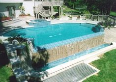 Borror Gunite Grecian Pool & Spa#2
