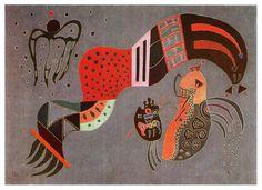 Wassily Kandinsky(RUS)    ワシリー・カンディンスキー(露)