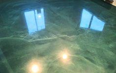 metallic epoxy floor coatings | Metallic Epoxy Flooring is Taking Center Stage