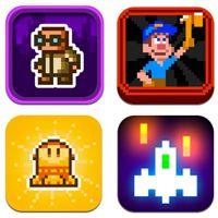 8 Increíbles Juegos 8-Bit Retro para iPad