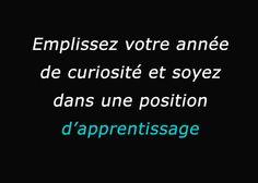 5 idées pour une incroyable nouvelle année : http://www.habitudes-zen.fr/2016/5-idees-pour-une-incroyable-nouvelle-annee/ :) #Idées #Apprentissage #Curiosité
