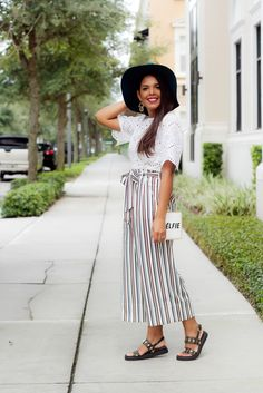 A girl named Nydia: Culottes & Coffee