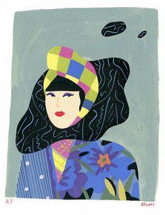 Rose City Art Review: Ayumi Takahashi: I, You, Me
