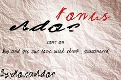 Font style by AD Desain on @creativemarket