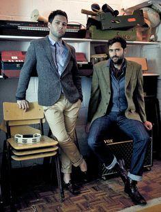 Jesse Quin & Tim Rice-Oxley