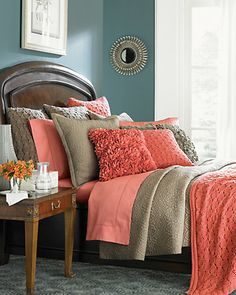 "Some of you have to get in on this: Sferra ""Amelia"" Quilt Set"