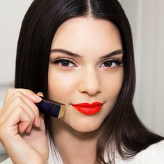 When Kendall Jenner comes up with her own lipstick shade, you know you need it. Introducing Restless, the best orangey-red matte for summer. Limited-edition, and exclusively available online!
