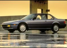 Honda Prelude Si The Honda Prelude was a front wheel drive coupe that was manufactured by Honda between 1978 and It spanned five. Honda Prelude, Honda S2000, Honda Civic, Honda Car Models, Honda Ridgeline, Honda Motors, Honda Element, Honda Pilot, Japan Cars