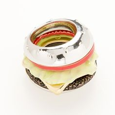 Stackable Burger Rings