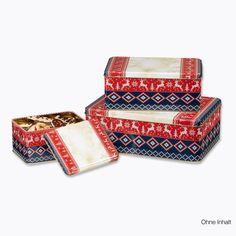 ALDI Nord - Weihnachtsdosen