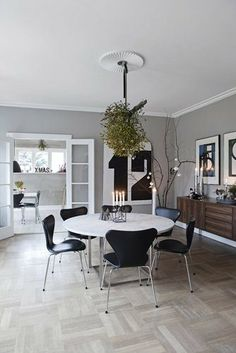 Muebles de diseño y decoración navideña nórdica - Estilo nórdico | Blog decoración | Muebles diseño | Interiores | Recetas - Delikatissen