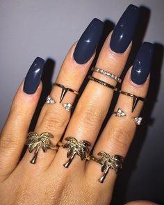 For fall Nail Design