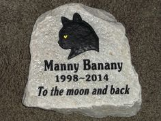 Manny Banany with the yellow eyes always remembered