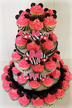 Minnie Mouse | http://sweetpartygoods.blogspot.com