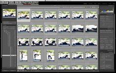 Batch Editing in Adobe Photoshop Lightroom 4