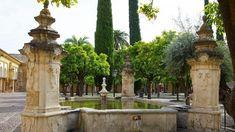Fuente de Santa María en el Patio de los Naranjos de la Mezquita-Catedral de Córdoba