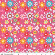 Girl Crazy - Floral - Pink