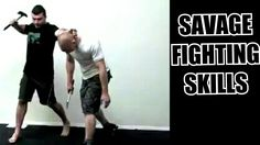 No Way ! .. Fighting with a Tomahawk!?