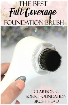 The BEST Foundation Brush for Makeup - My New Go-To!