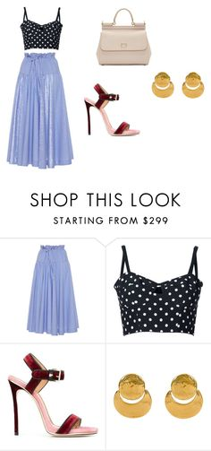 """""""Untitled #7"""" by dadulla on Polyvore featuring VIVETTA, Dolce&Gabbana and Dsquared2"""
