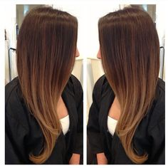 Now THATS how to do an ombre