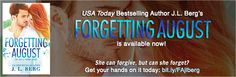 Renee Entress's Blog: [Release Blitz & Giveaway] Forgetting August by J....
