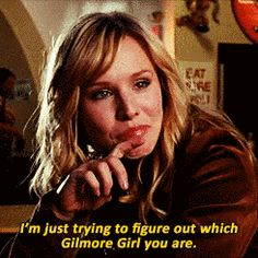 She's down with the pop culture. | 29 Reasons Veronica Mars Should Be Your Role Model