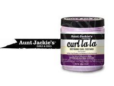 AUNT JACKIES DEFINING CURL CUSTARD