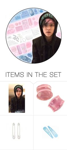 """""""LGBT+ youtube contest- justin drew blake"""" by kayla-ita ❤ liked on Polyvore featuring art"""