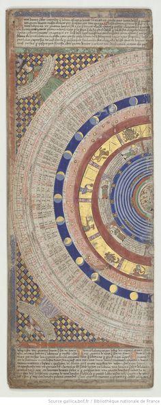 Abraham Cresques , Atlas de cartes marines , dit [Atlas catalan]. -- 1375 -- manuscrits