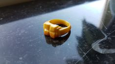 Ring art deco/30's Art Deco, Plastic, Rings, Vintage, Collection, Ring, Jewelry Rings, Vintage Comics, Art Decor