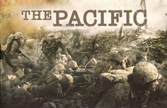 The Pacific was created after Band of Brothers but on the same emphasis but with a different story. Tom Hanks and Steven Spielberg are the executive producers and this was taken as another piece of inspiration for myself within war films.