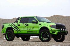2014 geiger ford f 150 svt raptor super crew cab beast edition Svt Raptor, Ford Raptor, Raptor Truck, Ford Svt, Lifted Ford Trucks, Jeep Truck, Pickup Trucks, Cool Trucks, Off Road Racing