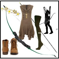 Legolas Outfit Inspired by...Legolas from Lord of the Rings. fifth-marauder on Polyvore.