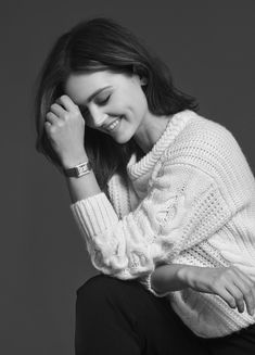 """elserina: """" Jenna Coleman by George Harvey """" First time I've seen the high quality version of these amazing shots! Self Portrait Photography, Photo Portrait, Teenage Girl Photography, Portrait Photography Poses, Photography Poses Women, Portrait Poses, Makeup Photography, People Photography, Digital Photography"""