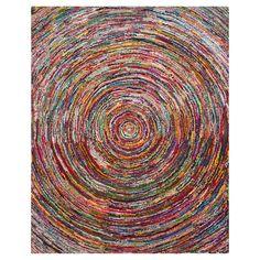 Safavieh Carlisle Area Rug - Multi-Colored (10' X 14'),