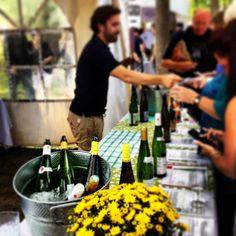 Nous étions au Festival des vins de Terrebonne!