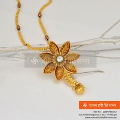 #Stylish #attractive #designer #fabulous piece of #art from our vast range of #gold #mangalsutra.