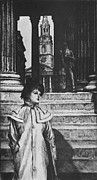 """New artwork for sale! - """" Tissot Le Portique De La Galerie Nationale A Londres by James Jacques Joseph Tissot """" - http://ift.tt/2qibsMw"""