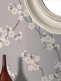 Superfresco Cherry Blossom Wallpaper | very.co.uk