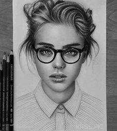The Secrets Of Drawing Realistic Pencil Portraits - Nur mit Bleistift😻❤ Secrets Of Drawing Realistic Pencil Portraits - Discover The Secrets Of Drawing Realistic Pencil Portraits Portrait Sketches, Pencil Portrait, Portrait Art, Drawing Portraits, Amazing Drawings, Realistic Drawings, Beautiful Drawings, Amazing Artwork, Pencil Art Drawings