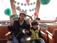 神戸港にてクルージング2