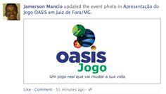 Oasis Juiz de fora, Jamerson Mancio
