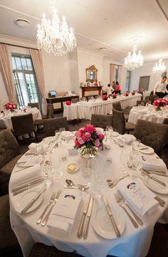 Kristie and Simon x Real Weddings, Table Settings, Floral, Flowers, Place Settings, Flower, Tablescapes