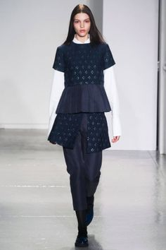 See all of the best looks from the Fall 2014 runway: Suno