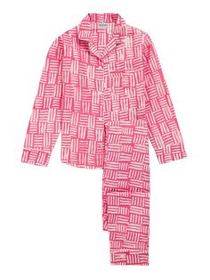 Women's Kente Pyjama Trouser Set