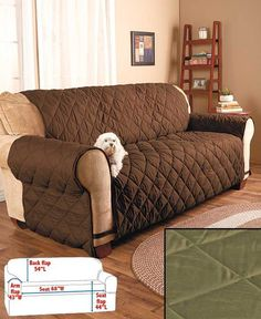 Deluxe Armless Furniture Cover For Sofa. Sofa: Appealing Quality And Value Sectional Couch Cover . Soft Micro Suede Couch Sofa And Loveseat Pet Furniture . Home and Family Loveseat Covers, Loveseat Sofa, Chair Covers, Sofa Chair, Sectional Sofa, Furniture Covers, Sofa Furniture, Diy Sofa Cover, Couch Protector