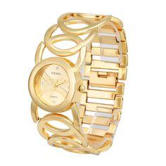 Fashion Top Luxury Brand Bracelet Watches Women Ladies Casual Quartz Watch Wrist Watch Dress Wristwatch Clock Female 1201610135 #CLICK! #clothing, #shoes, #jewelry, #women, #men, #hats, #watches
