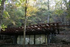 Design Study: Thorncrown Chapel. Eureka Springs, Arkansas. By Fay Jones. IMG_6224